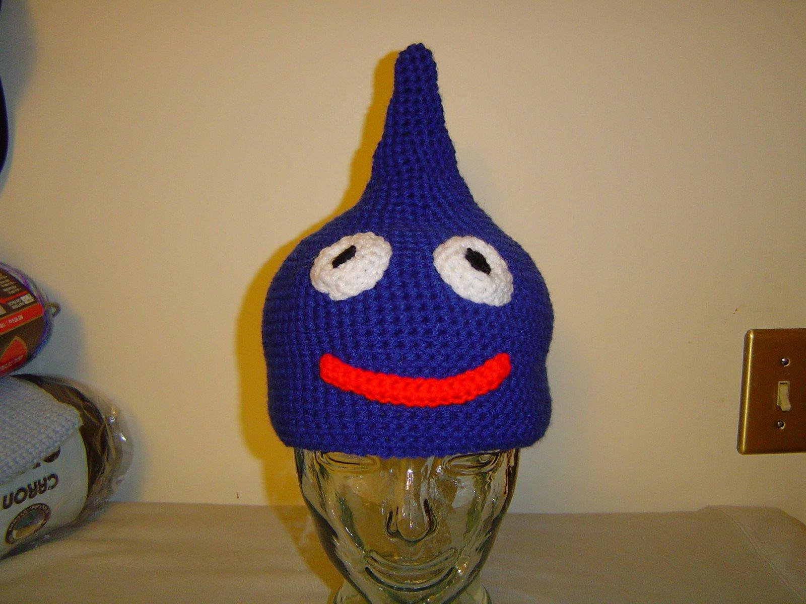 Blue Slime Hat